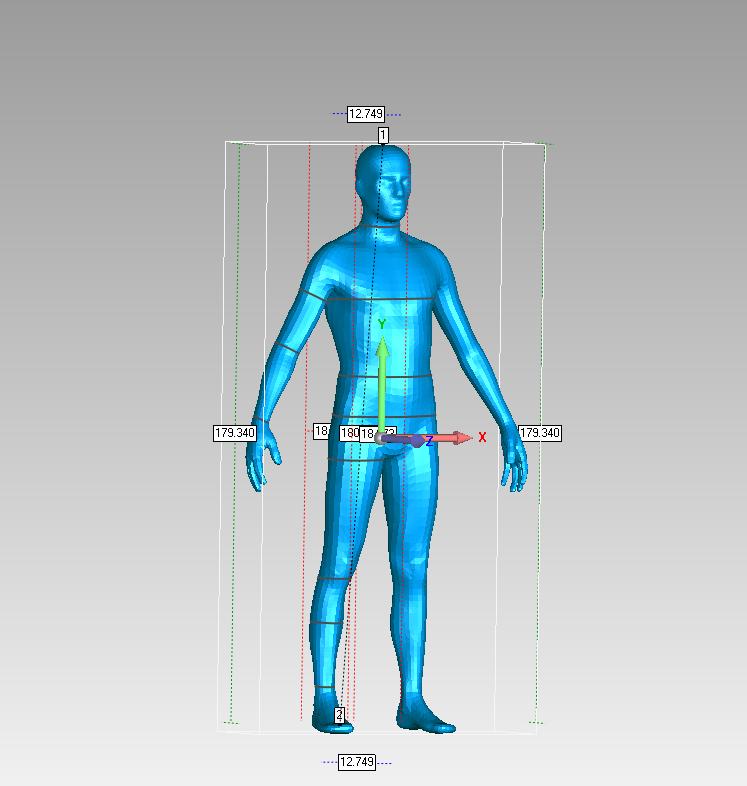 三维人体脏器扫描仪_人体测量扫描仪--连云港兆轩三维科技有限公司